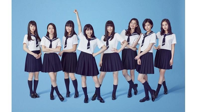 ドラマ『チア☆ダン』石井杏奈、佐久間由衣、山本舞香ら若手女優が集結