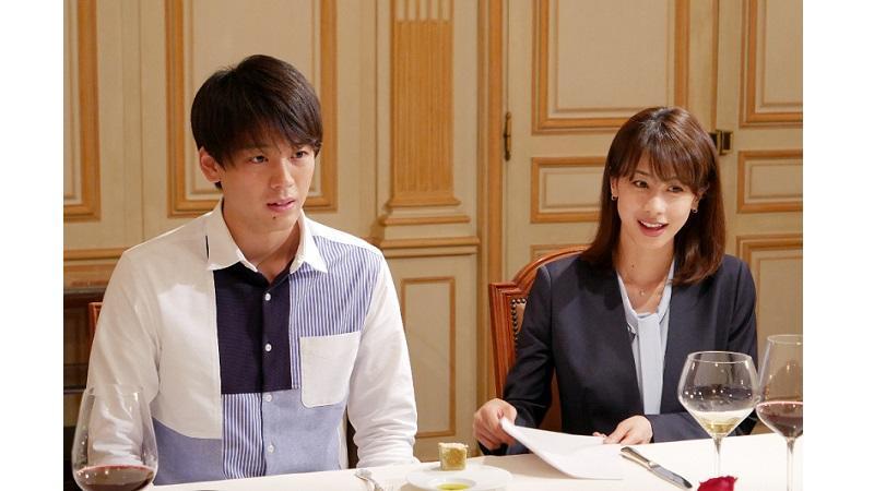『ブラックペアン』ミシュランとコラボ!加藤綾子らが一流レストランで撮影