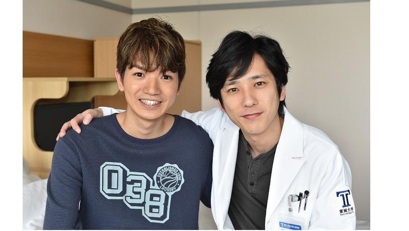 『ブラックペアン』第3話でジャニーズ Jr.高地優吾、二宮和也と初共演