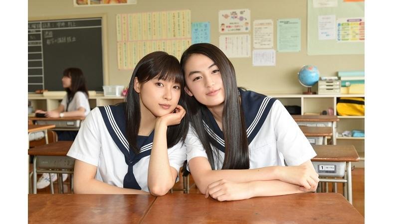 ダンスCMで話題の八木莉可子『チア☆ダン』で土屋太鳳の親友役に