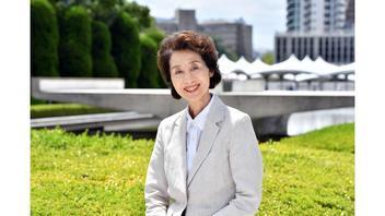 『この世界の片隅に』女優生活70年・香川京子が平和への願いを胸に出演