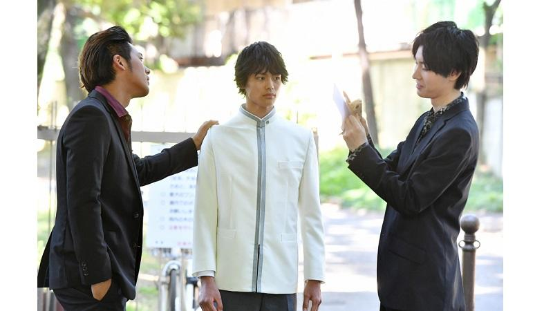 『花のち晴れ』嘉島陸演じる近衛仁に近づく謎の男として桜田通がゲスト出演