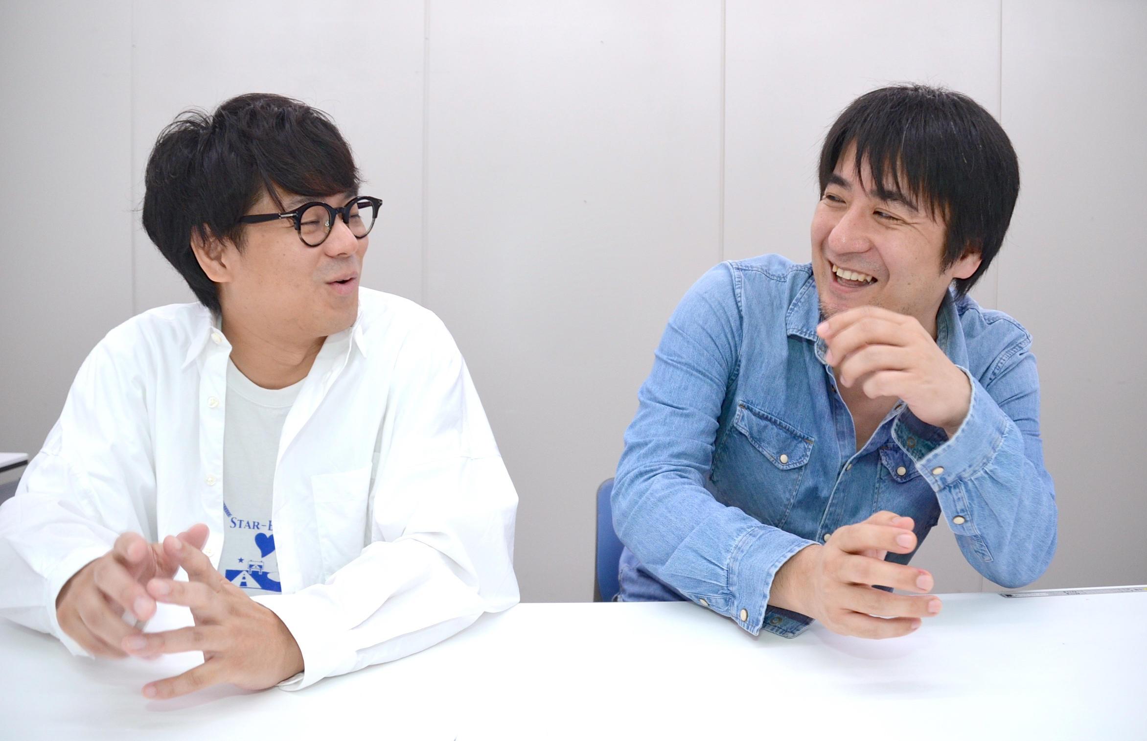 佐久間宣行P(テレビ東京)×藤井健太郎P(TBS)局を越えてバラエティを語る(後編)