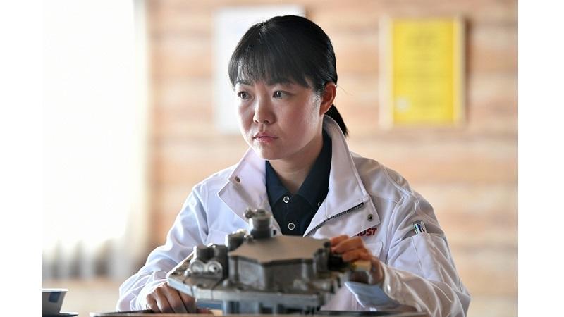 イモトアヤコ『下町ロケット』でTBS連続ドラマ初出演