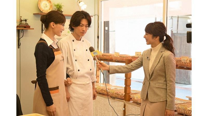 『義母と娘のブルース』9話にフリーアナウンサーの川田裕美と中村アン