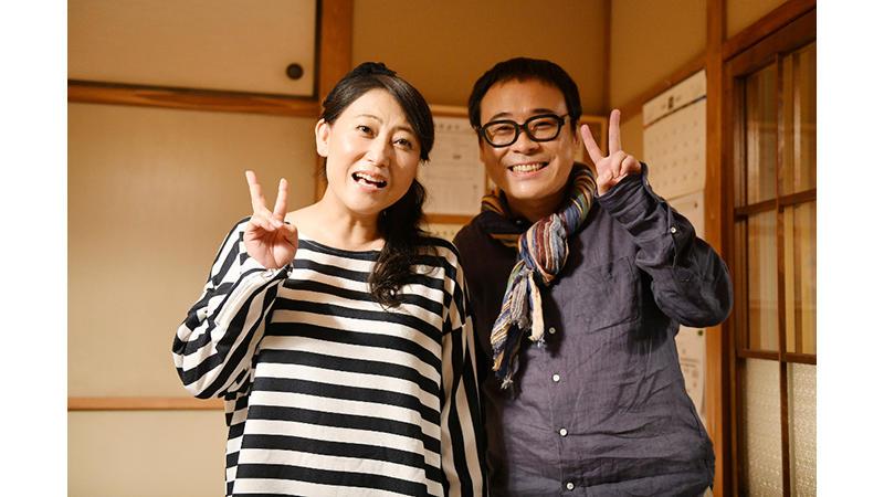 バッファロー吾郎A『中学聖日記』で友近と夫婦に