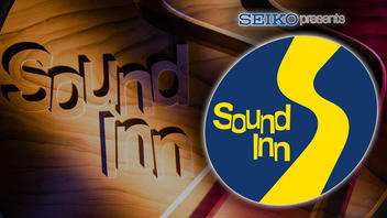 """音楽番組『Sound Inn """"S""""』パラビにて独占初配信"""