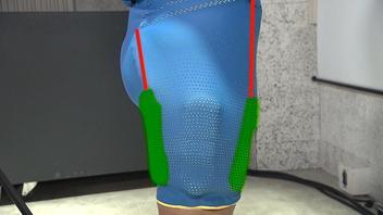 「着られる筋肉」が日本に上陸