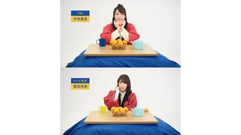 TBS×テレビ東京のパラビCM第3弾メイキング動画公開!
