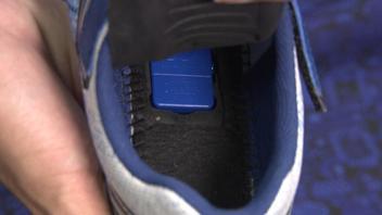 スマホアプリと連動!楽しみながら体を鍛える運動靴