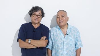 ヌード撮影から逮捕まで・・・加納典明が石川次郎に赤裸々に語った『その話には続きがある』