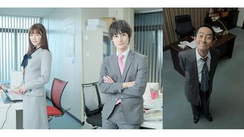 『癒されたい男』宇野実彩子、高崎翔太、半海一晃がレギュラーキャストに
