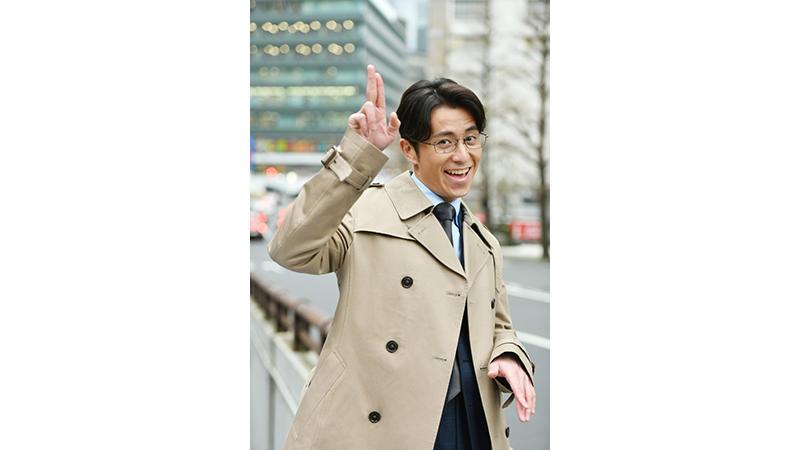 山下智久主演『インハンド』オリラジ藤森慎吾が連ドラ初出演
