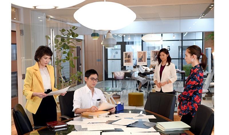 『グッドワイフ』美術プロデューサーに聞く(前編)日本版ならではの法律事務所の作り方