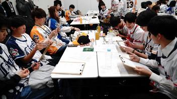 NPB eスポーツ「スプラトゥーン2」選手たちの真剣なまなざし【キャンプレポ・前編】