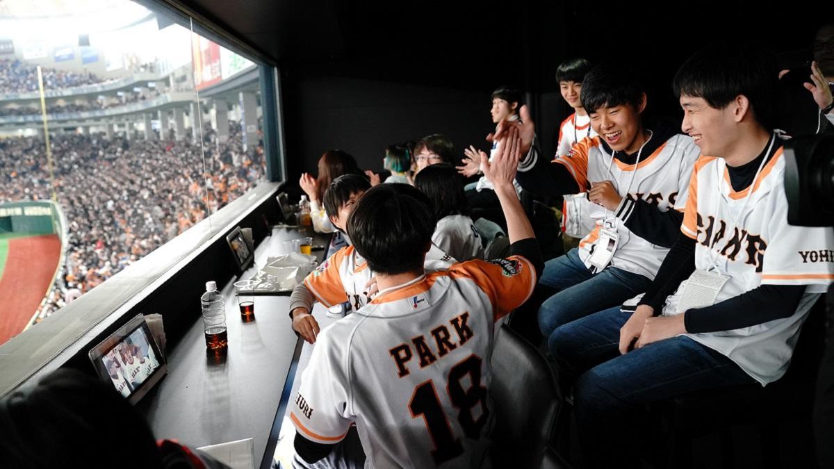目指せeスポーツ界のイチロー?NPB「スプラトゥーン2」野球の歴史&球場体験に大興奮!【キャンプレポ・後編】