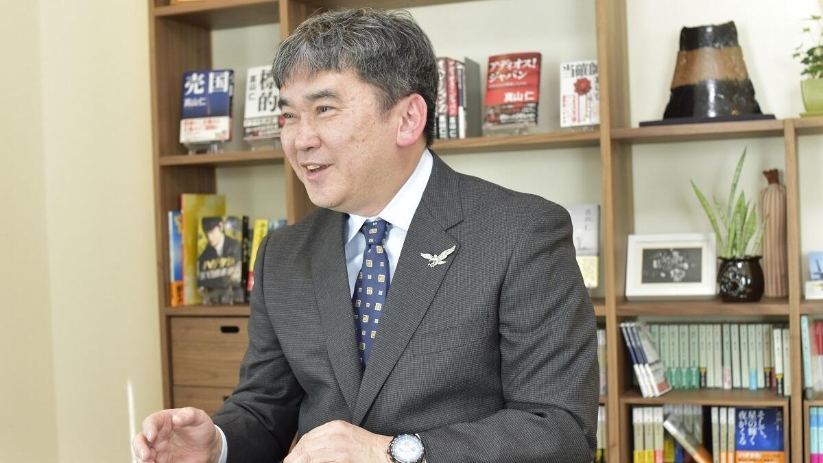 『スパイラル』社会派小説の旗手・真山仁が描く日本企業「生き残り」の答え