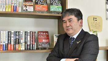 ハゲタカシリーズ『スパイラル』ドラマ化!著者・真山仁インタビュー