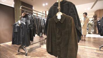 相次ぐリニューアル 百貨店メンズ館で「脱スーツ」