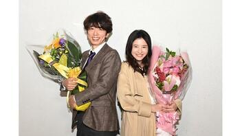 『わたし、定時で帰ります。』吉高由里子がオールアップ!「皆さんと一緒に4カ月間過ごせて幸せでした」