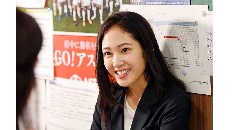 『ノーサイド・ゲーム』期待の若手女優・阿部純子出演決定!「一生懸命ついていこうと意気込んでいます」