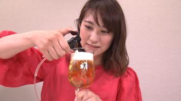 """""""ペットボトル""""を利用したお手軽ビールサーバー"""