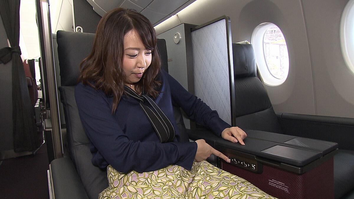 JAL初導入のエアバスA350内部初公開