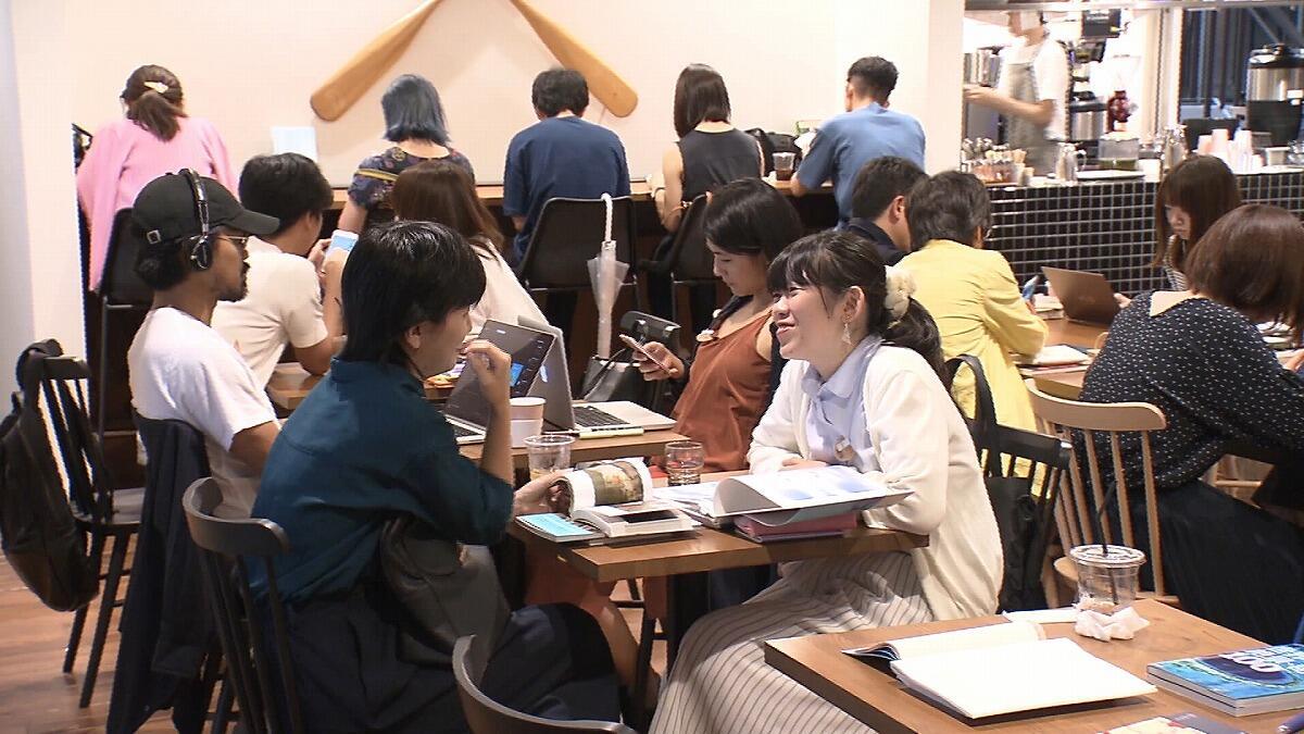 入場料1,500円の書店が人気