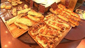 北海道十勝産小麦100%のパン
