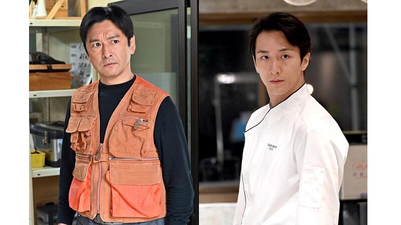 木村拓哉主演『グランメゾン東京』に石丸幹二、大貫勇輔が参戦!