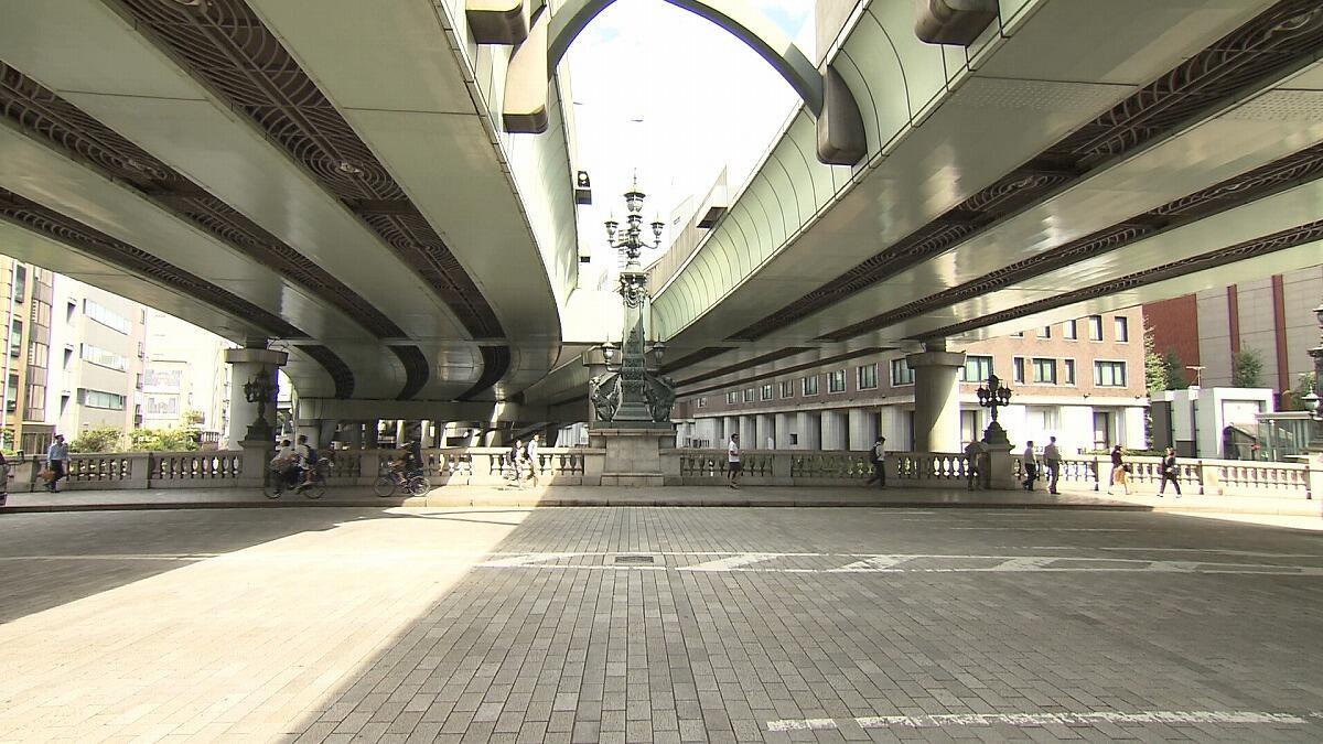 """日本橋再生計画 カギは""""青空""""と""""水の都"""""""