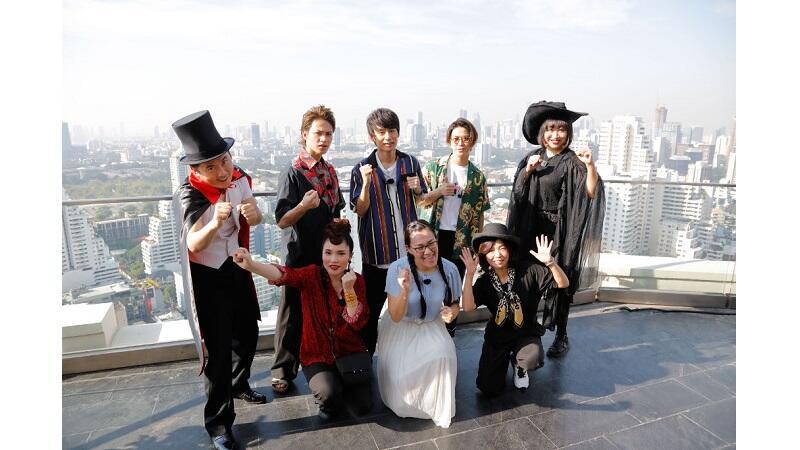 """KAT-TUNの""""タメ旅""""全国ネットSP放送!タイで「タメごっこ」"""