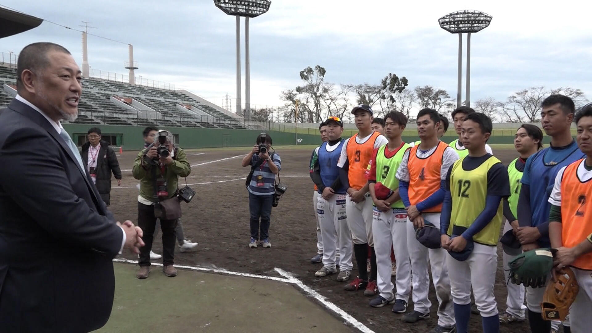 『WorldTryout2019』清原和博監督「野球を楽しむ選手たちが羨ましく感じた」