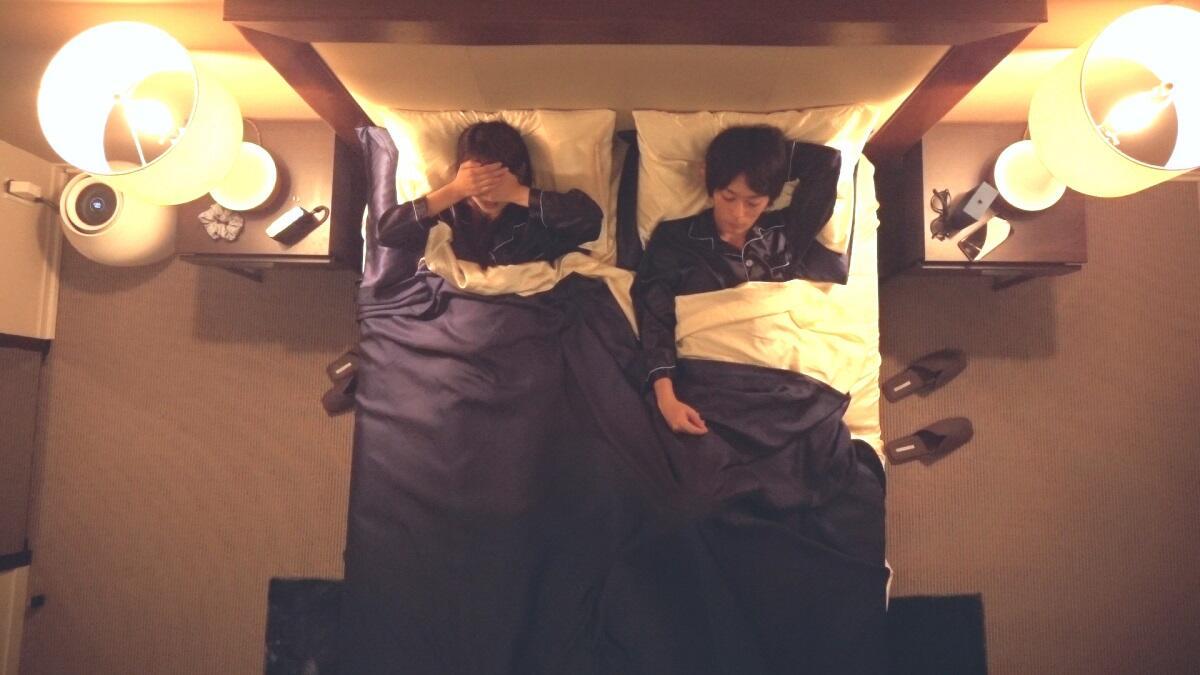 ロンモンロウ ダブル ベッド