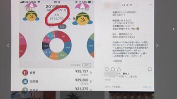 """""""家計簿をネット公開""""がブーム"""