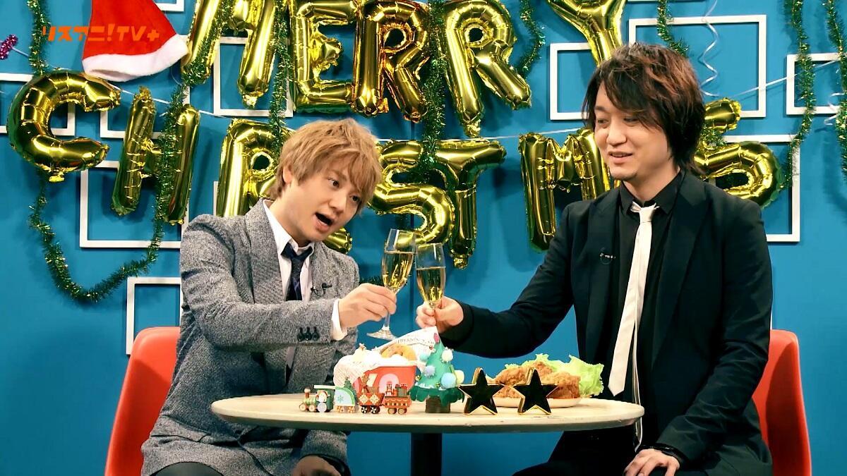 【ネタバレ】『リスアニ!TV+』SCREEN modeが2人きりのクリパを開催!