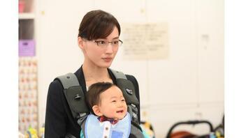 綾瀬はるか『ぎぼむす』SPで育児奮闘!「一瞬のタイミングを逃さない」