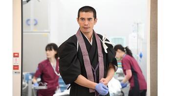 『病室で念仏を―』僧侶役の伊藤英明「自分で4日に1回刈ってます」