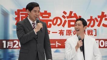 異色医療ドラマ『病院の治しかた―』小泉孝太郎、甥に誇れる代表作に!?
