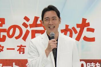 小泉孝太郎主演『病院の治しかた』放送開始!一線画す医療ドラマに自信