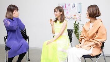 『来世ちゃん』内田理央×いつまちゃん×P赤裸々女子対談!【中編】