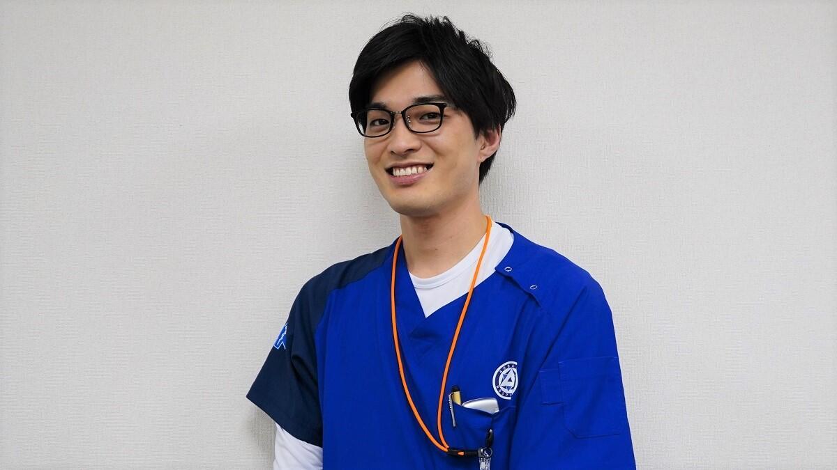 『念唱』救命救急医役・谷恭輔、伊藤英明の熱意と真剣さに尊敬