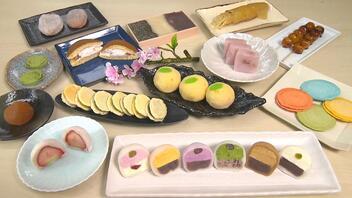 """進化系""""春""""の和菓子ランキング"""