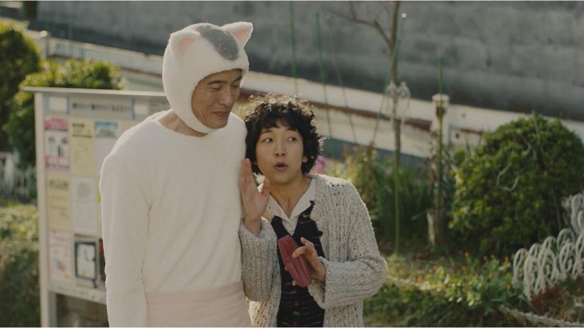 """『きょうの猫村さん』第7話で安藤サクラ演じる""""怖がりの奥さん""""初登場"""