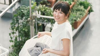 「love⇄distance」水川あさみ「幸せな時間を過ごした」