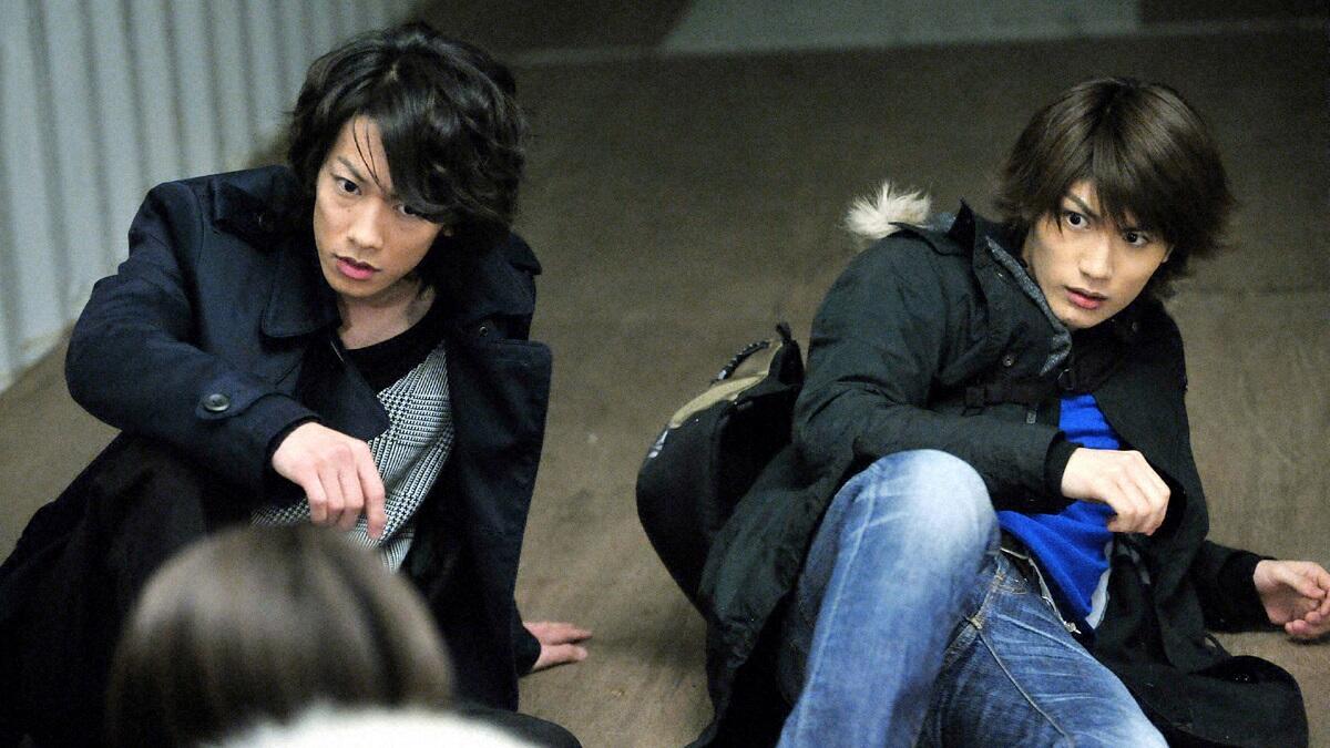 三浦春馬&佐藤健再び!『ブラッディ・マンデイ シーズン2』も配信決定