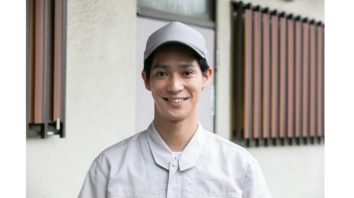 桜井日奈子主演ドラマ『ふろがーる!』第3話に味方良介が出演決定