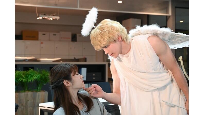 『私の部下のハルトくん』眞栄田郷敦が天使に!?天馬とキスの予感も・・・