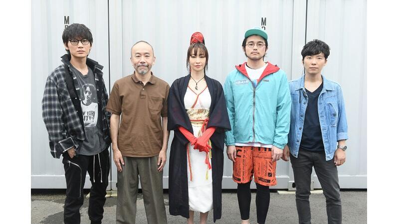 『MIU404』りょう、塚本晋也、King Gnu・井口理らがゲスト出演決定