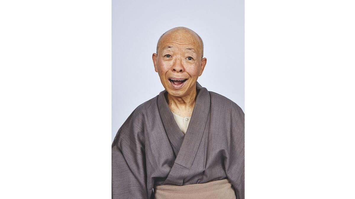 『浦安鉄筋家族』坂田利夫「皆さんに負けないように頑張りました」
